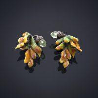 Oak Earrings - Luz Camino