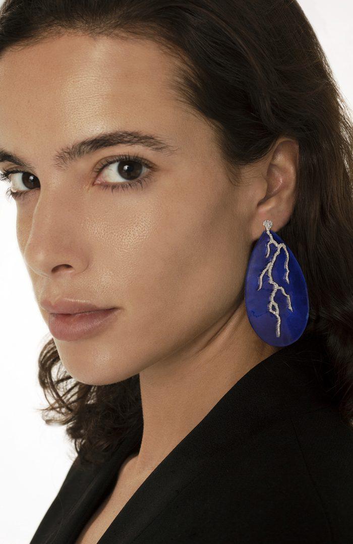 THunderlight Earrings - Luz Camino